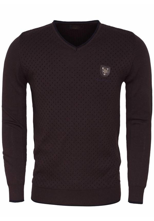 Sweater 77061 Brown