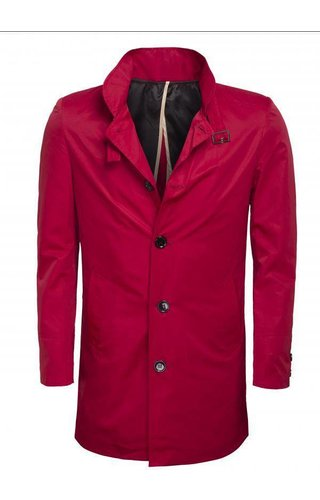 Wam Denim Coat 71208 Red