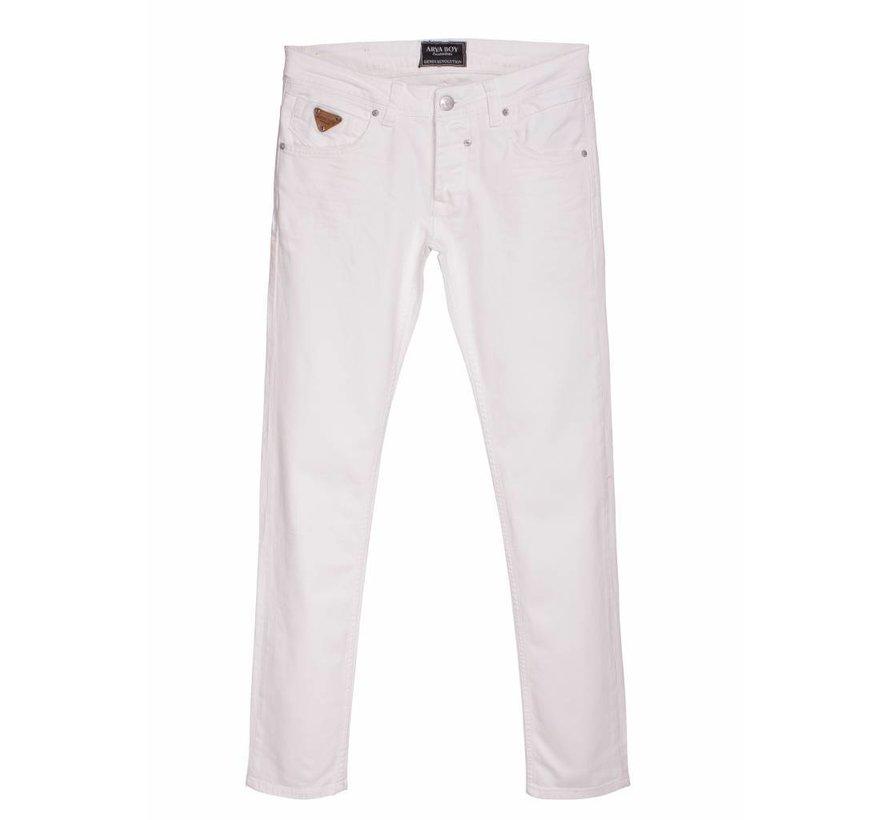 Jeans 82037 White L34