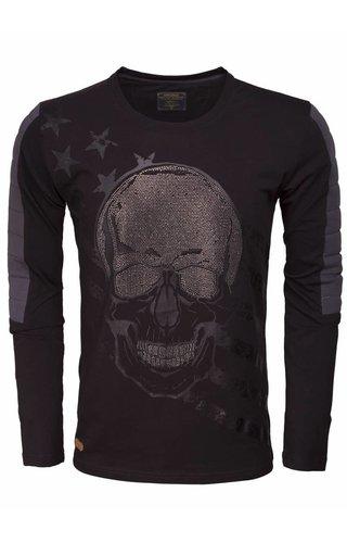Wam Denim Sweater 79279 Anthracite