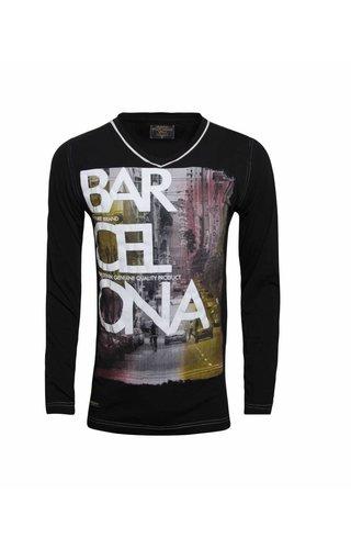 WAM DENIM Shirt 79191 BLACK