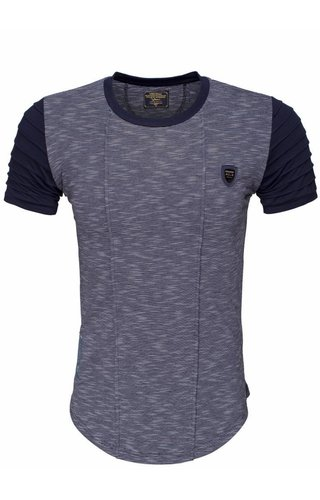 Wam Denim T-Shirt Navy