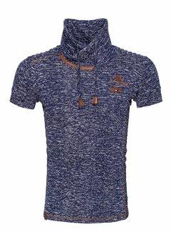 Wam Denim T-Shirt 79380 Navy