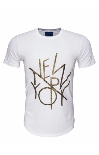 Arya Boy T-Shirt 89256 White