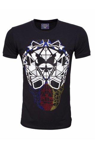 Arya Boy t-shirt zwart