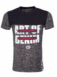Wam Denim T-Shirt 79388 Black