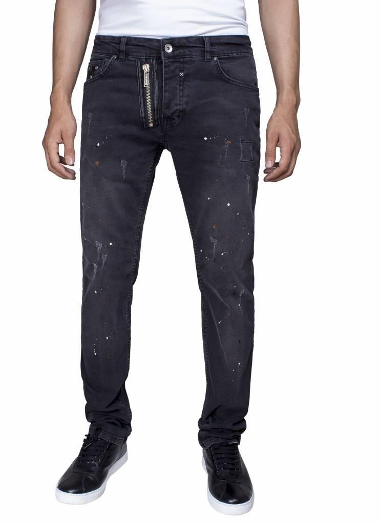Arya Boy Jeans 82050 Black Maat: 33/34