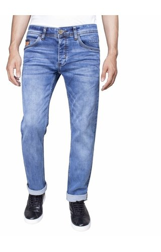Wam Denim Jeans 72077 Dark Blue
