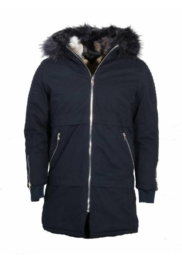 Winterjacket 88175539 Black