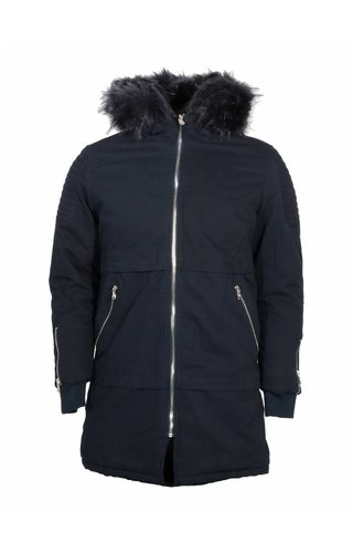 Wam Denim Winterjacket 88175539 Black