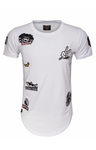 Wam Denim T-Shirt 79342 White