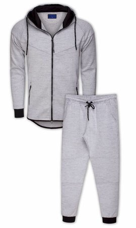 Arya Boy sweatsuit grey