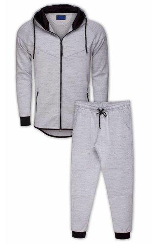 Arya Boy Joggingsuit 86202 Grey