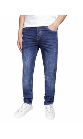 Wam Denim Jeans 72089 Dark Blue