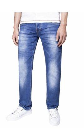 Wam Denim Jeans 72065 Dark Blue L34