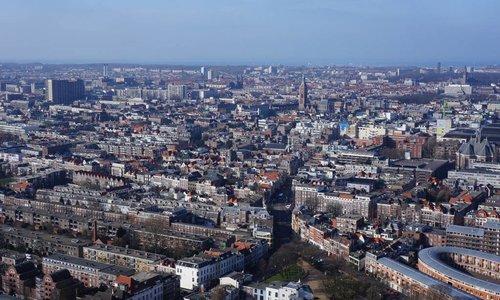 De vijf grootste steden met een Wam Denim