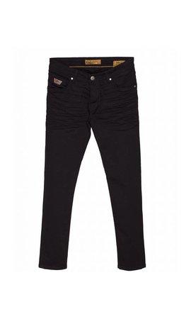Wam Denim jeans zwart slim fit
