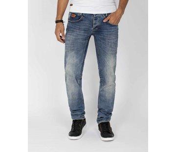 Wam Denim Jeans 72129 Moddel Light Navy