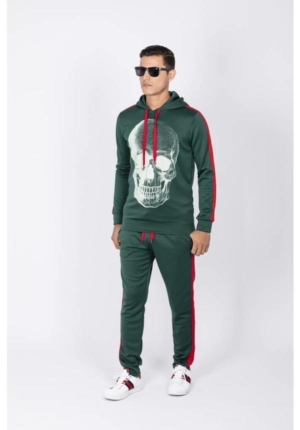 Sweatsuit 66009 Green