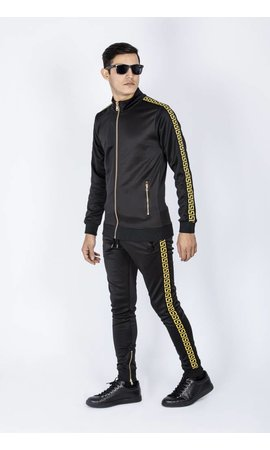 Gaznawi Joggingsuit 66058 Salt Lake City Black