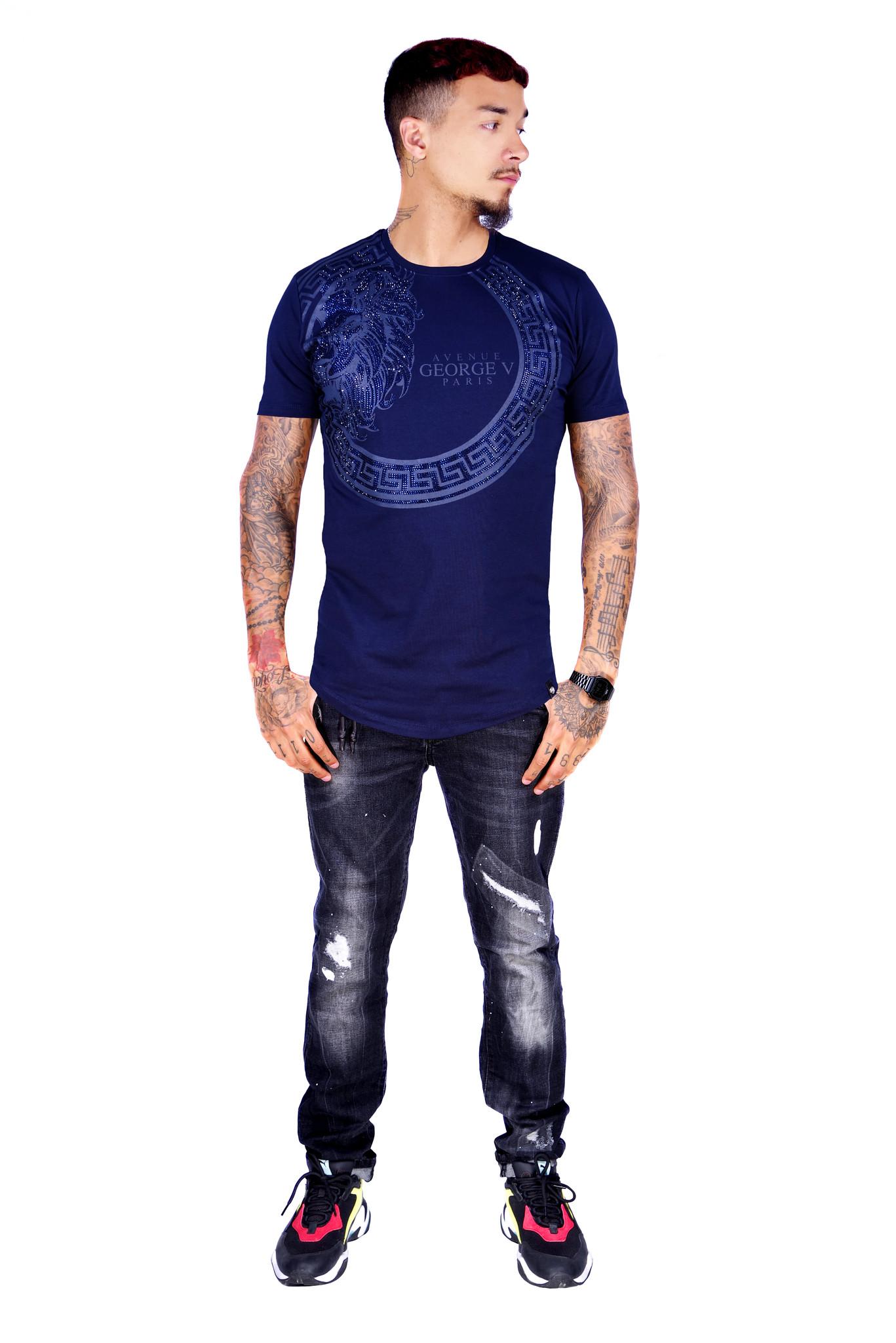 George V T-Shirt 5 XS