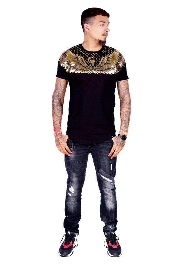 T-Shirt 566 Black