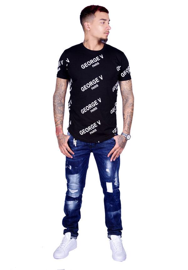 T-Shirt 519 Black