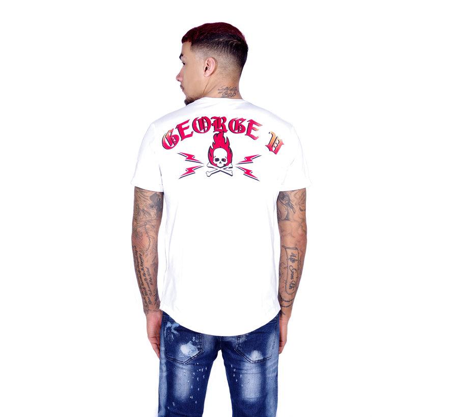 T-Shirt 539 White