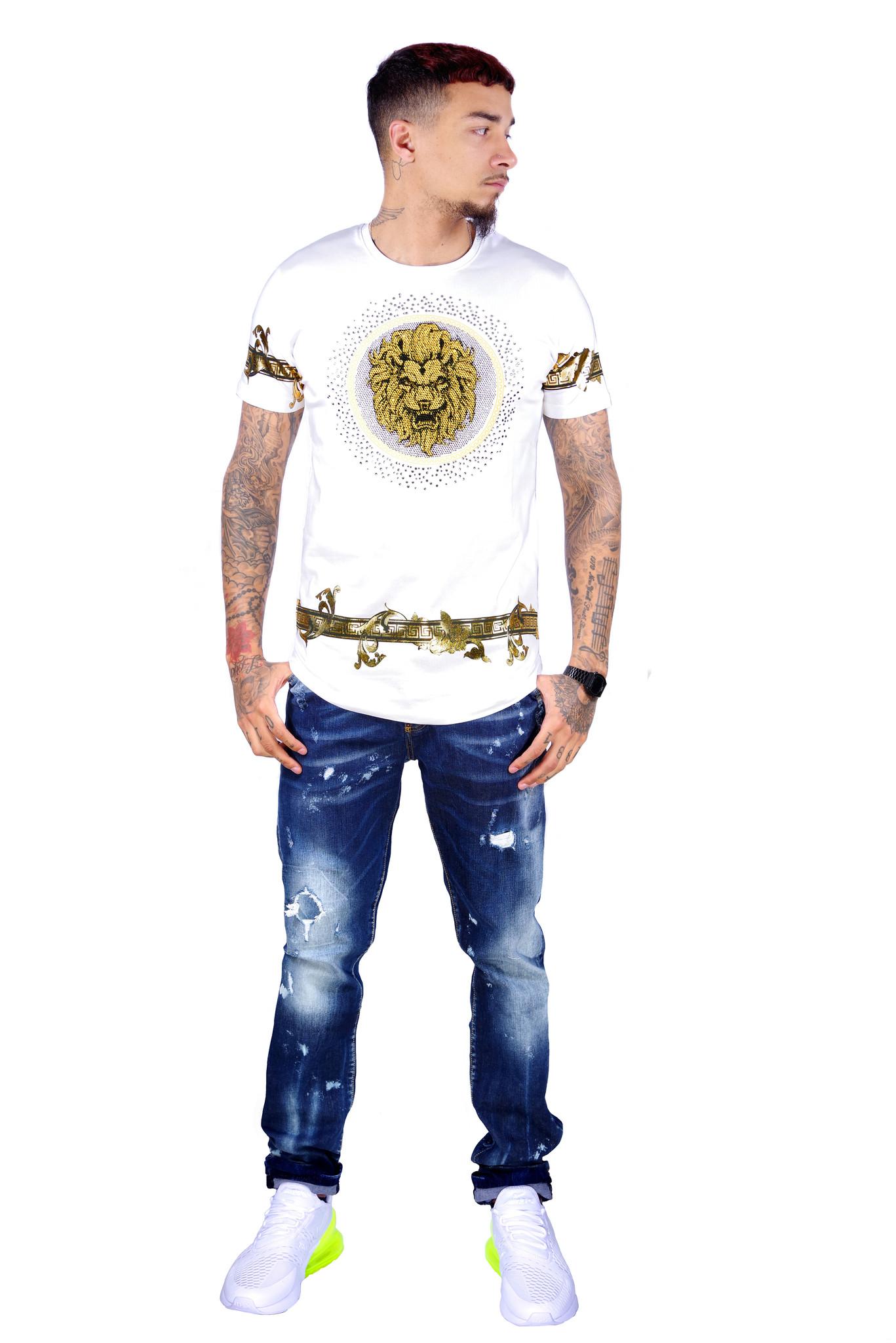 George V T-Shirt 565 White M