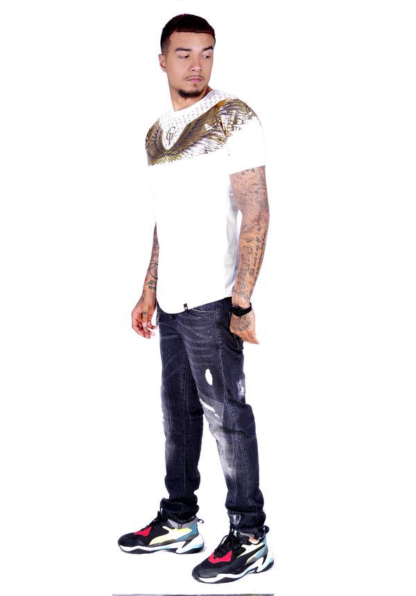 T-Shirt 566 White