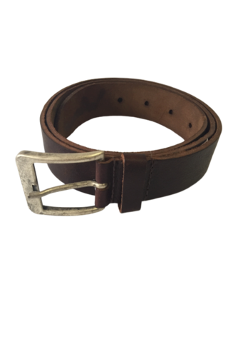 Wam Denim Belt 40007 Dark Brown