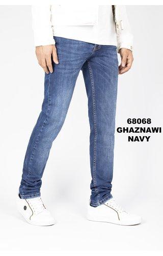 GAZNAWI Jeans Anzel 68068 Navy