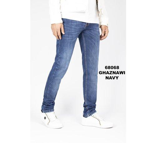 Gaznawi Jeans Anzel Navy