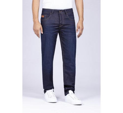 Wam Denim Jeans 72206 Fishel Dark Navy L34
