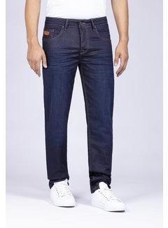 Wam Denim Jeans 72206 Fishel Dark Navy L32
