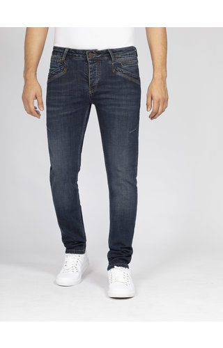 WAM DENIM Jeans 72216 Aleksander Navy L34