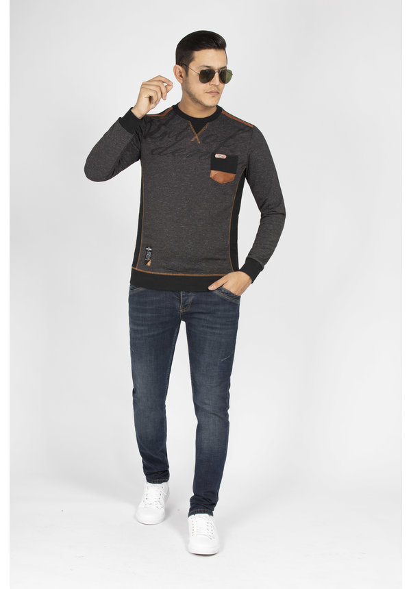 Sweater 76234 Manchester Black
