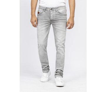 Wam Denim Jeans 72221 Ikhil Grey L34