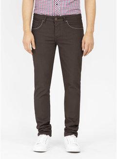 Wam Denim Jeans 72225 Sinai Brown L34