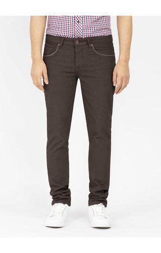 WAM DENIM Jeans 72225 Sinai Brown