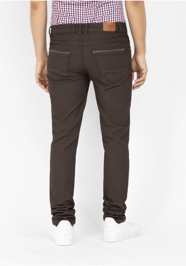 Jeans 72225 Sinai Brown L34