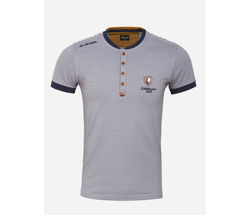 Wam Denim T-Shirt Rolle Grey