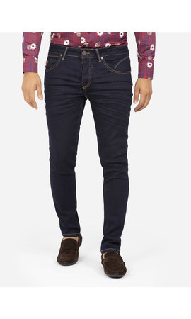Wam Denim Jeans 72247 Bruno Dark Navy