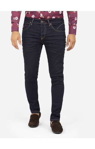 Wam Denim Jeans 72247 Bruno Dark Navy