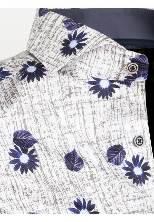 Shirt Long Sleeve 75645 Esmoriz White