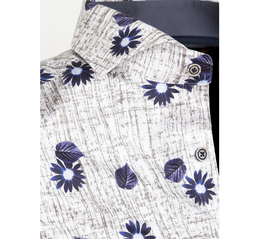 Overhemd Lange Mouw Esmoriz White
