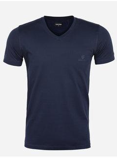 Wam Denim T-Shirt 79493 Lansing Navy