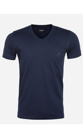 Wam Denim T-Shirt 79493 Lansing Navy
