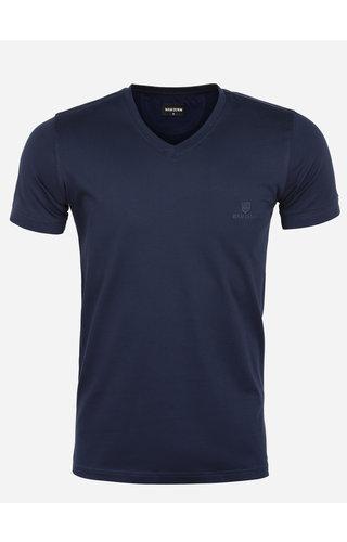 Wam Denim T-Shirt Lansing Navy