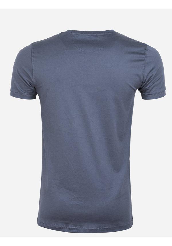 T-Shirt Lansing Anthracite